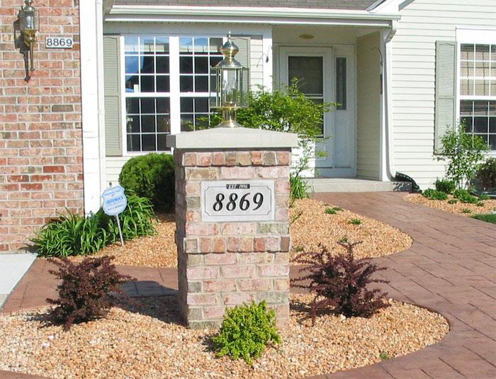 Brick Mailbox Prices Portfolio By Paul Schwaninger At Coroflot Ideas Decor